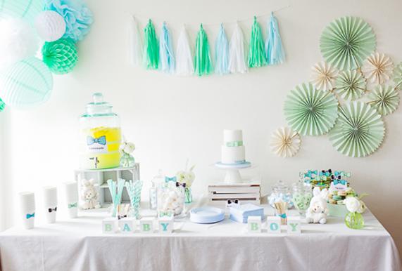 Organiser ma baby shower happy babyshower - Organiser baby shower ...
