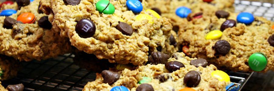 Recette de cookies mms